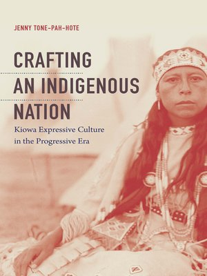 cover image of Crafting an Indigenous Nation