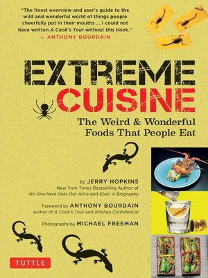 cover image of Extreme Cuisine