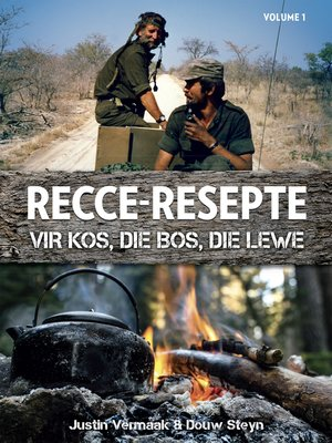 cover image of Recce-resepte