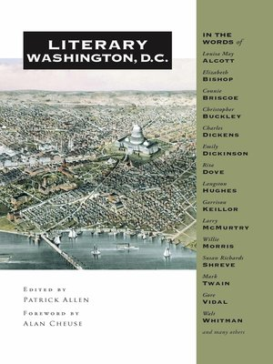 cover image of Literary Washington, D.C.
