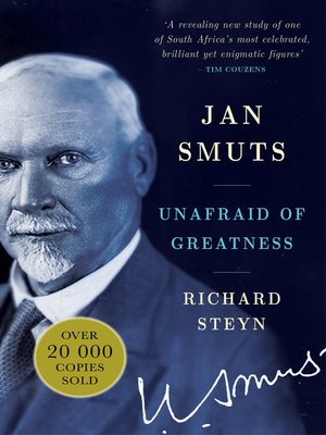 cover image of Jan Smuts