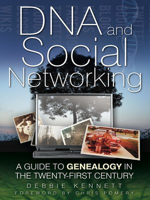cover image of DNA and Social Networking