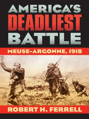 cover image of America's Deadliest Battle