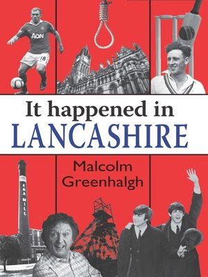 cover image of It Happened in Lancashire