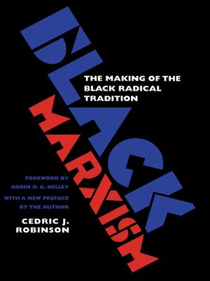 cover image of Black Marxism