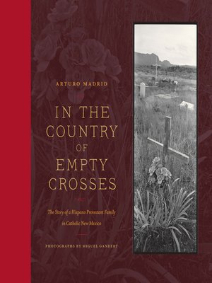 cover image of In the Country of Empty Crosses