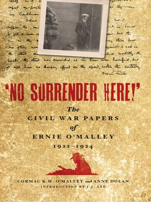 cover image of No Surrender Here!