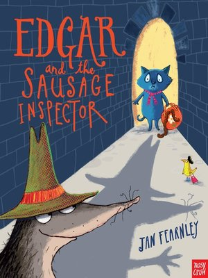 cover image of Edgar and the Sausage Inspector