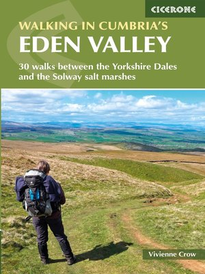cover image of Walking in Cumbria's Eden Valley