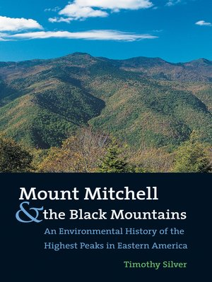 cover image of Mount Mitchell and the Black Mountains