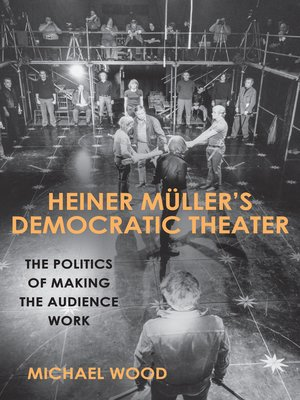 cover image of Heiner Müller's Democratic Theater