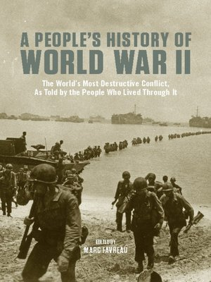 cover image of A People's History of World War II