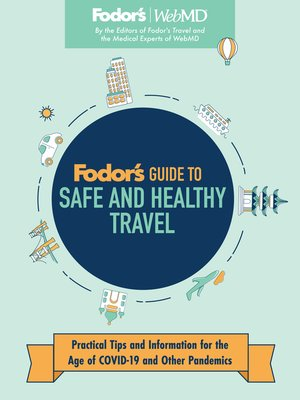 cover image of Fodor's Guide to Safe and Healthy Travel