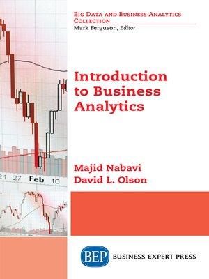 cover image of Introduction to Business Analytics