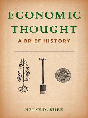 cover image of Economic Thought