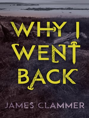 cover image of Why I Went Back