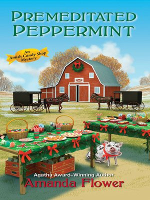 cover image of Premeditated Peppermint