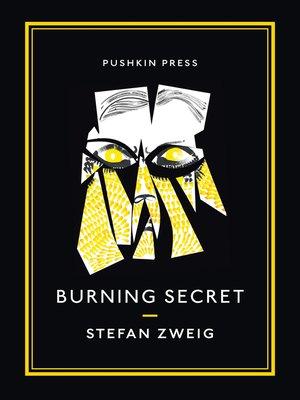cover image of Burning Secret