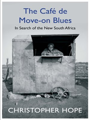 cover image of The Cafe de Move-on Blues