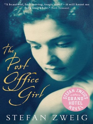 cover image of The Post Office Girl