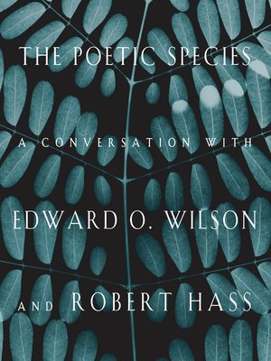 cover image of The Poetic Species