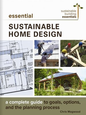 cover image of Essential Sustainable Home Design