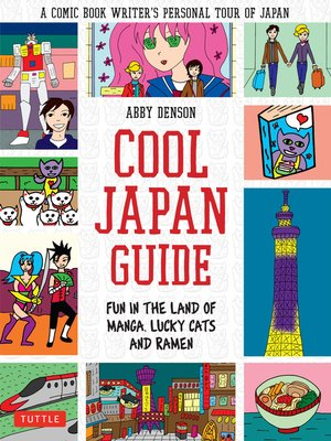 cover image of Cool Japan Guide