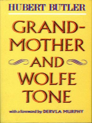 cover image of Grandmother and Wolfe Tone