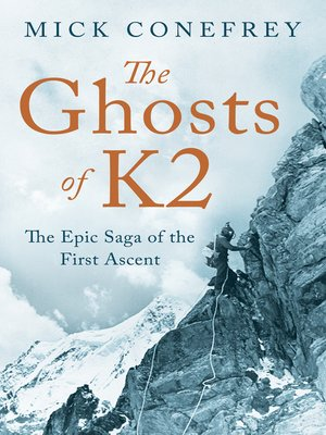cover image of The Ghosts of K2