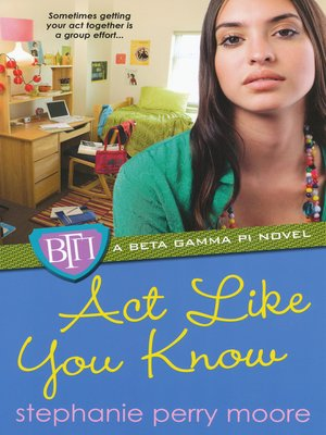 cover image of Act Like You Know