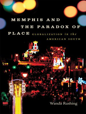 cover image of Memphis and the Paradox of Place