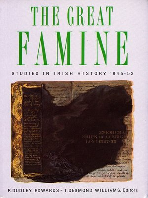 cover image of The Great Famine