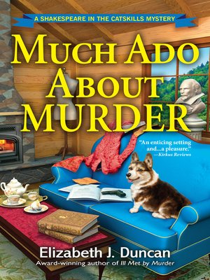 cover image of Much Ado About Murder