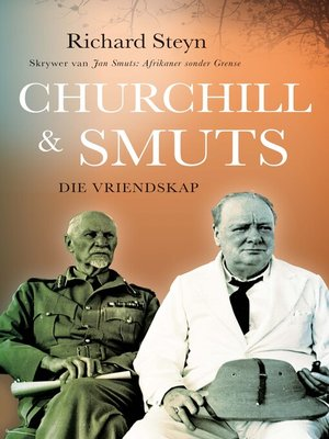 cover image of Churchill & Smuts