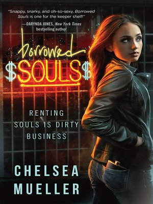 cover image of Borrowed Souls