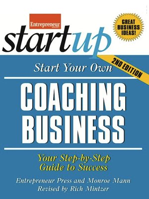 cover image of Start Your Own Coaching Business