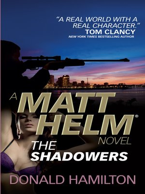 Matt Helm Ebook