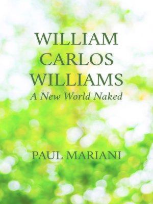 cover image of William Carlos Williams