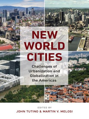 cover image of New World Cities