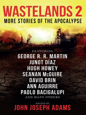 cover image of Wastelands 2--More Stories of the Apocalypse