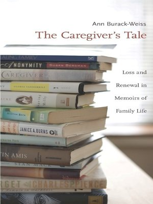 cover image of The Caregiver's Tale