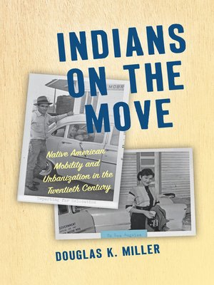 cover image of Indians on the Move