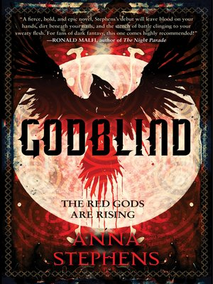 cover image of Godblind