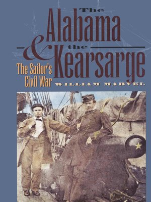 cover image of The Alabama and the Kearsarge