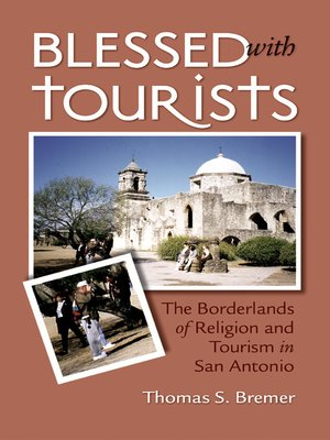 cover image of Blessed with Tourists