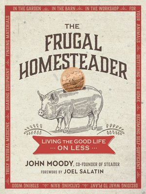 cover image of The Frugal Homesteader