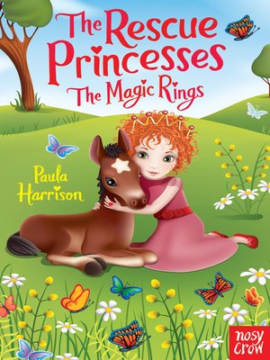 cover image of The Magic Rings