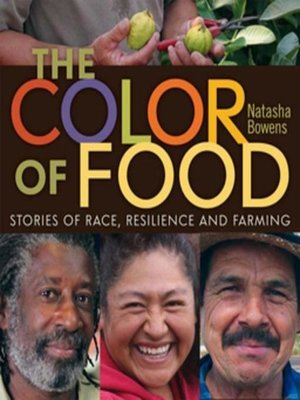 cover image of The Color of Food