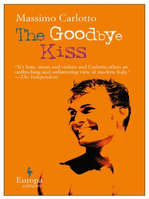 cover image of The Goodbye Kiss