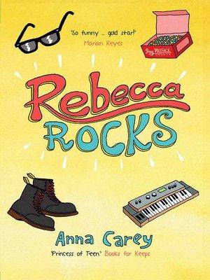 cover image of Rebecca Rocks